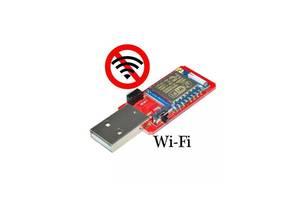 """""""Володарь Wi-Fi"""" ESP8266 USB ESP-07"""