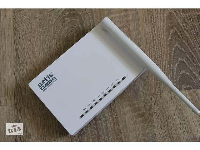 купить бу WiFi роутер NETIS (WF2411E) в Херсоне