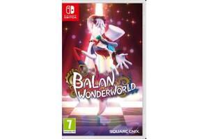 Игра Nintendo Balan Wonderworld (SBAWWHRU01)