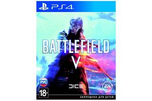 Игра SONY BATTLEFIELD V [PS4, Russian version] (0122263)