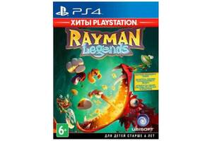 Игра SONY Rayman Legends (Хиты PlayStation) %5bPS4, русская версия%5d (PSIV736)