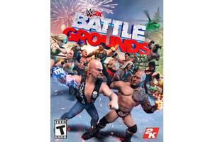 Игра WWE Battlegrounds (PS4, Английский язык)