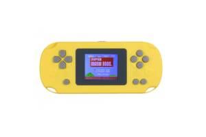 Игровая консоль GTM Mini Game 268 игр Yellow (47707-IM)