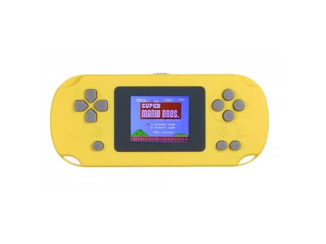 продам Игровая консоль GTM Mini Game 268 игр Yellow (47707-IM) бу в Киеве