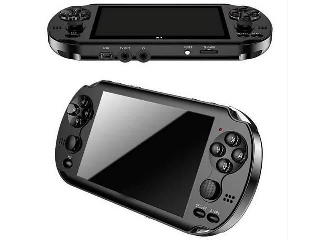 Игровая портативная приставка PSP X9 (5,0 дюймов) 8 Гб / Портативный игровая консоль ПС- объявление о продаже  в Харькове