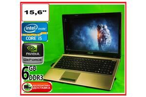 Игровой ASUS: Intel Core i5 NVIDIA GEFORCE 8Gb БЕСПЛАТНАЯ доставка