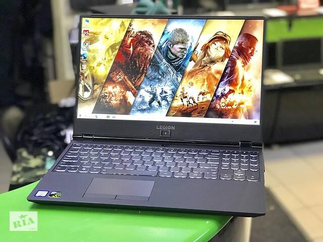 бу  Игровой ноутбук == Lenovo Legion == Core i7 8750H | 16GB DDR4 | HDD 1  в Одессе