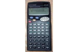 Инженерный калькулятор Citizen SRP-280