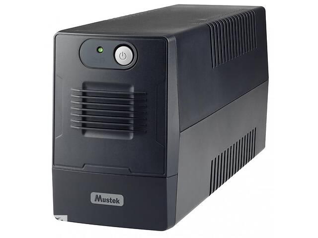 бу Источник бесперебойного питания Mustek PowerMust 800 EG (800-LED-LIG-T10) в Киеве