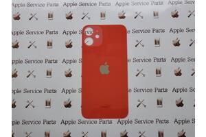 Задняя панель корпуса Apple iPhone 12 mini Red PRODUCT Big Hole