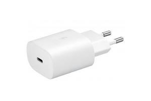 Зарядное устройство Samsung EP-TA800XWEGRU 25W PD3.0 Type-C (White) (EP-TA800XWEGRU)