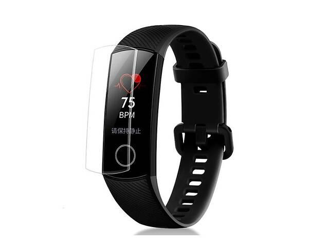 Защитная пленка для фитнес браслета Huawei Honor Band 5/4, комплект - 2 пленки- объявление о продаже  в Запоріжжі