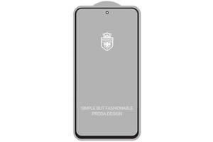 Защитное стекло Proda для Samsung Galaxy Note 10 Lite Black (XK-PRD-SM-NT10lt-BK)