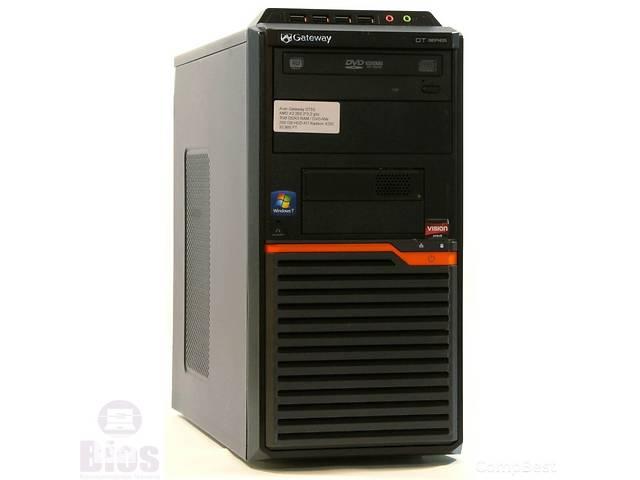 Компьютер AMD 2x3.0GHz / 4GB DDR3 / 250GB HDD / Radeon R7 2GB- объявление о продаже  в Киеве