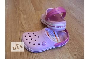 Новые Детские кроксы