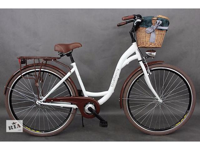 купить бу Дамский Ретро велосипед (новый) в Киеве
