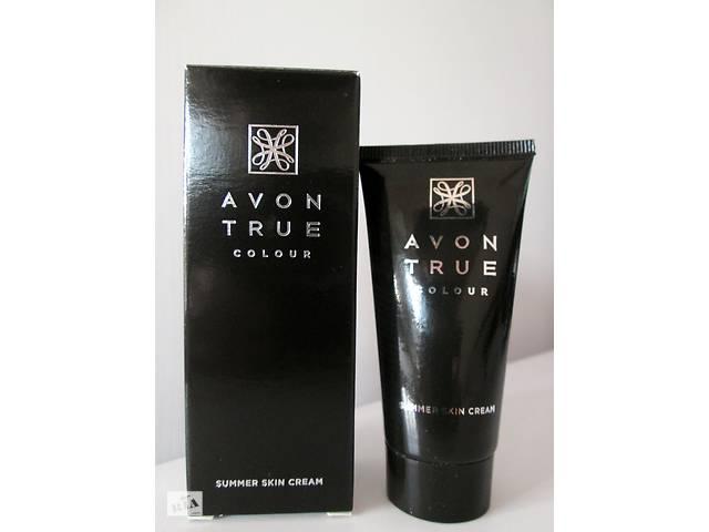 Крем для лица с легким эффектом загара Avon True- объявление о продаже  в Киеве
