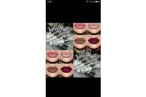 Макияжи губ