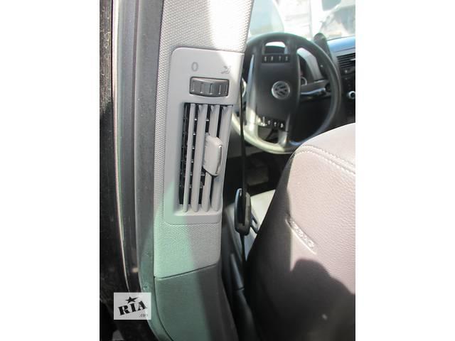 бу Дефлектор на стойку дверей Дефлектор Volkswagen Touareg (Фольксваген Туарег) 2003-2009г в Ровно