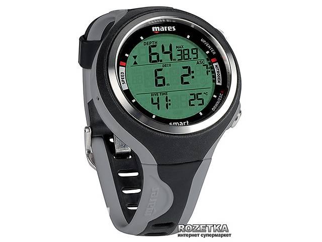 продам Декомпрессиметр Mares Smart Apnea Black/Grey (424153/BKGR) бу в Хмельницком