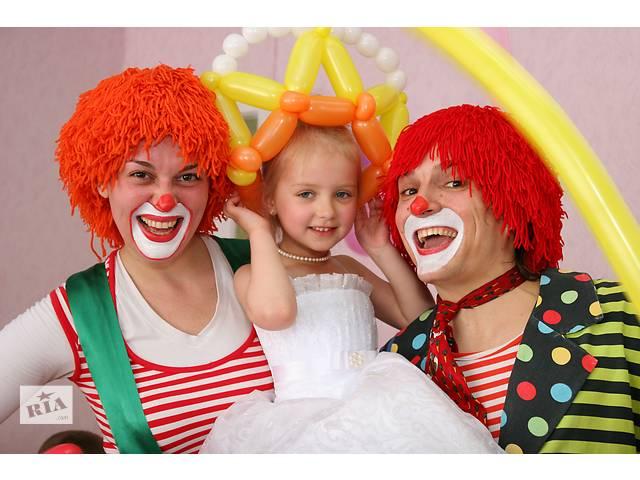 купить бу День рождения ребенка. Детский день рождения. Аниматоры. Детский праздник  в Украине