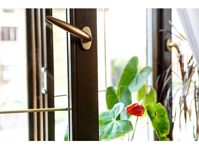 бу деревянные окна и двери из евробруса в Тернополе