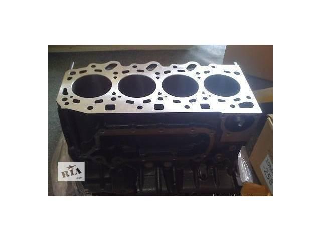 бу Детали двигателя Блок двигателя Hyundai H1 2.5 CRDi в Ужгороде