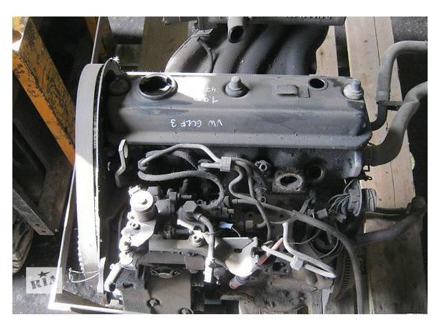 Детали двигателя Двигатель Volkswagen Golf IIІ 1.9 SDI- объявление о продаже  в Ужгороде