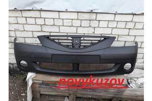 Новые Бамперы передние Dacia Logan