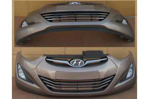 Бамперы передние Hyundai Elantra