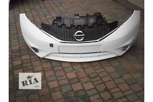 бампери передні Nissan Note