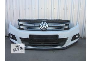 Бамперы передние Volkswagen Tiguan