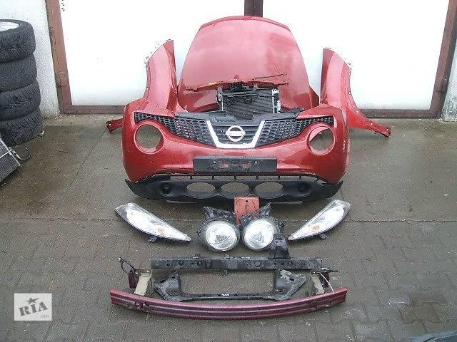 продам Детали кузова Капот Nissan Juke бу в Киеве