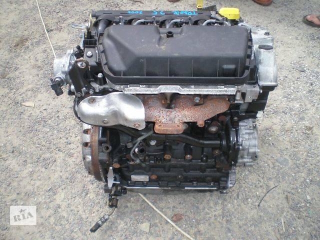 бу Детали двигателя Двигатель Renault Trafic 1.9 2.0 2.5 Opel Vivaro / Nissan Primstar в Ковеле