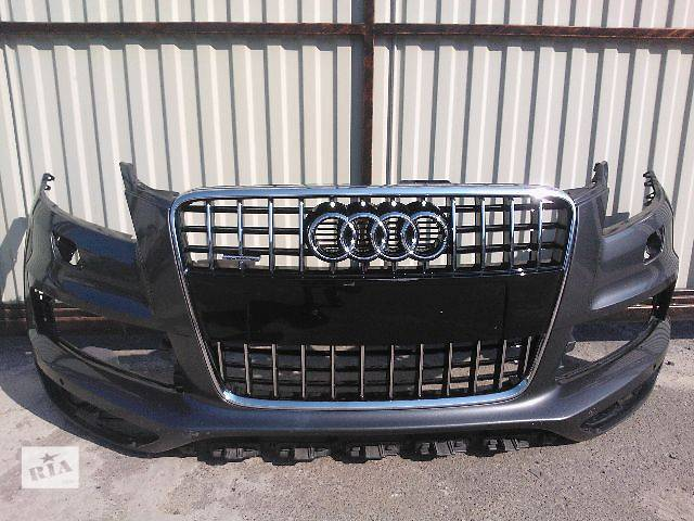 купить бу Детали кузова Бампер передний Легковой Audi Q7 в Костополе