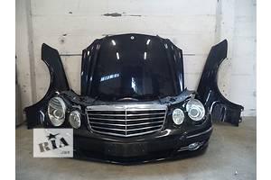 Бамперы передние Mercedes 211
