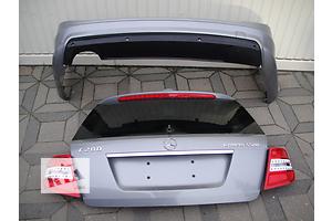 Бамперы задние Mercedes C-Class Coupe