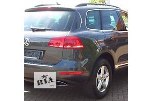 Четверти автомобиля Volkswagen Touareg