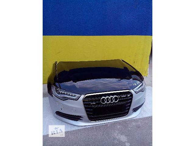 Детали кузова Капот Легковой Audi A6 С7- объявление о продаже  в Костополе