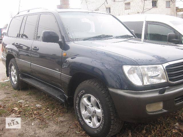 продам Детали кузова Кузов Двигуни Мости Балки СалониЛегковой Toyota Land Cruiser 100 2000 бу в Луцке