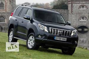 Кузова автомобиля Toyota Land Cruiser Prado 150