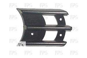 Новые Решётки бампера Mitsubishi Pajero Sport
