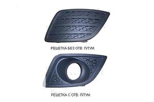 Новые Решётки бампера Ford Fiesta