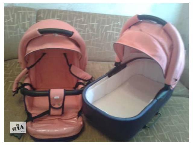 купить бу Детская универсальная коляска 2 В 1+чудесный дутик в подарок!! в Сумах