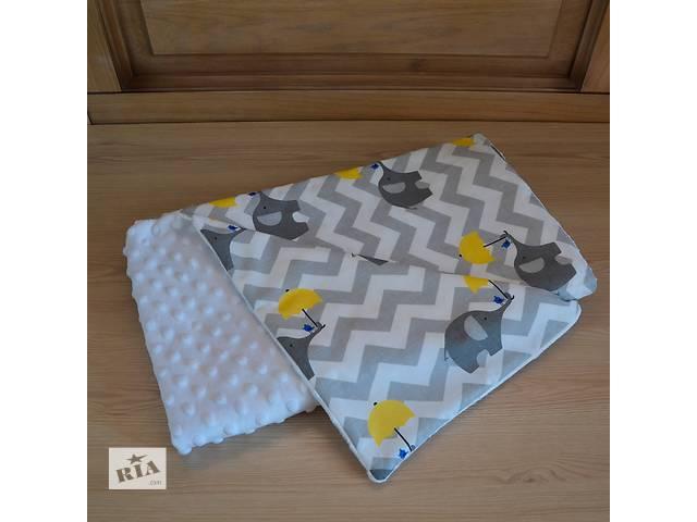 бу Детское одеяло, одеяло для новорожденного, одеяло в кроватку в Луцке