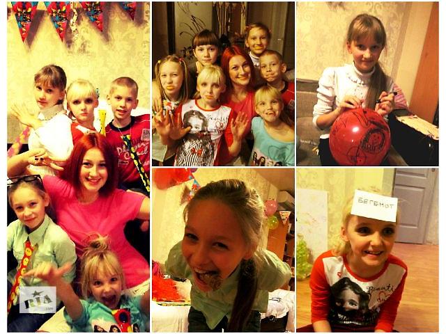 купить бу Детские дни рождения и праздники на дом! в Харьковской области
