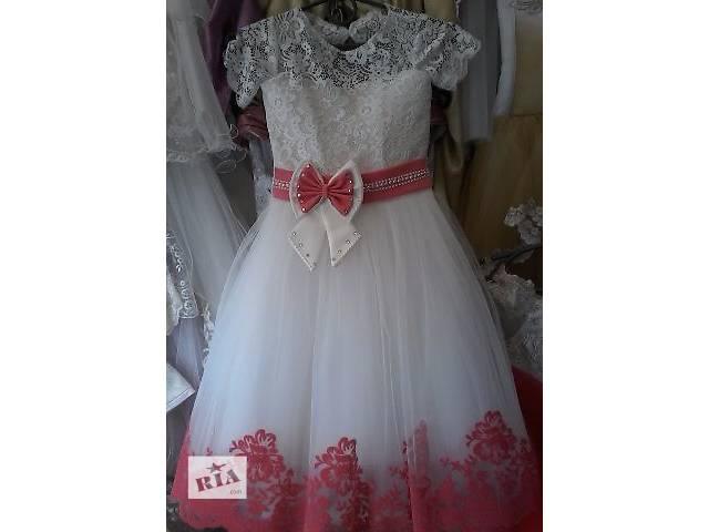 Дитячі сукні вік 5 - 6 років - Дитячий одяг в Києві на RIA.com ae2cc39c8cc62