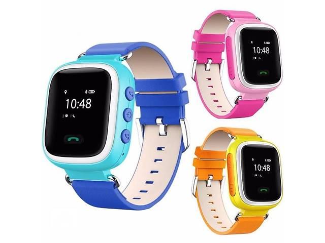 бу Детские умные часы smart baby watch q60 оригинал gps в Кривом Роге (Днепропетровской обл.)