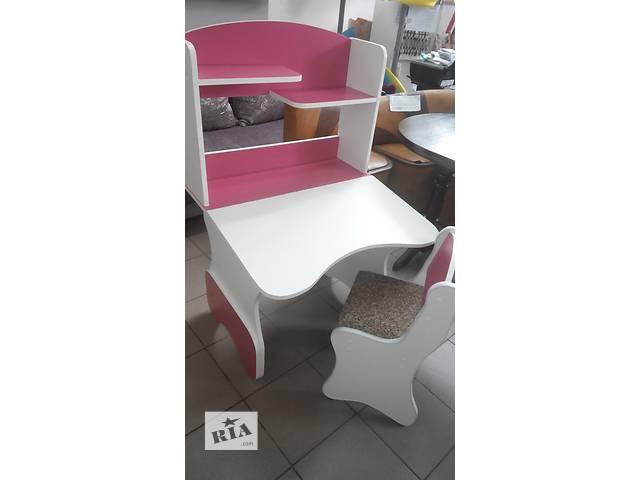 бу Детские столы новый Барвінок Детские парты в Хмельницком