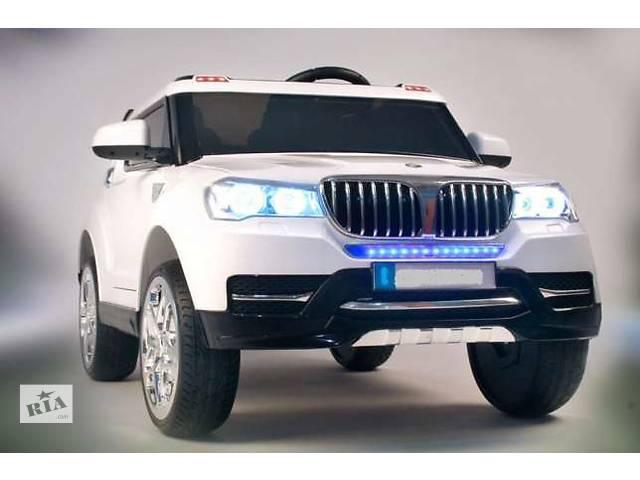 купить бу Детский электромобиль BMW S8088все 4 колеса ведущие,ЕВА колеса в Днепре (Днепропетровск)